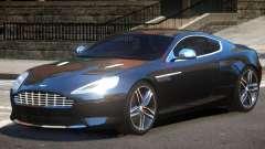 Aston Martin DB9 ST for GTA 4