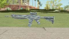 SG-553 Sprawave Bravo (CS:GO) for GTA San Andreas
