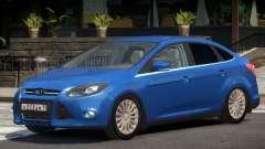 Ford Focus 3 V1.1 for GTA 4