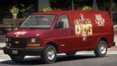Chevrolet Express PJ3 for GTA 4