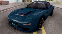 Mazda RX-7 FD3S Efini TBK