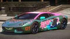 Lamborghini Aventador RS PJ1 for GTA 4