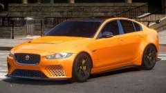 Jaguar XE Sport for GTA 4