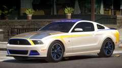 Ford Mustang RS V1.0 PJ3 for GTA 4