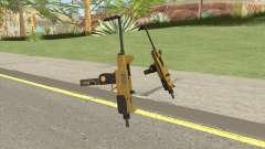 Micro SMG (Luxury Finish) GTA V Scope V4 for GTA San Andreas