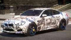 BMW M6 F13 V1.0 PJ1 for GTA 4
