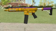 Carbine Rifle GTA V (Mamba Mentality) Base V3 for GTA San Andreas