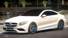 Mercedes Benz S63 V1.1 for GTA 4