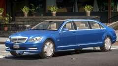 Mercedes Benz Limo V1.0 for GTA 4