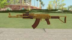 Assault Rifle GTA V (Two Attachments V3) for GTA San Andreas