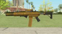 Carbine Rifle GTA V (Luxury Finish) Full V2