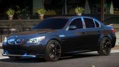 BMW M5 E60 Tuned V1.1 for GTA 4