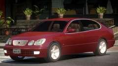 1999 Lexus GS 300 for GTA 4