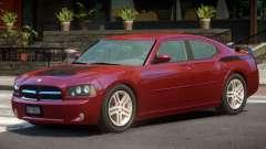Dodge Charger RTS V1.2 for GTA 4