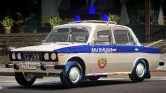 VAZ 2106 Police V1.0 for GTA 4
