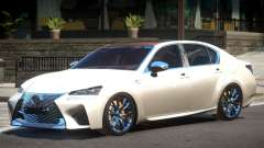 Lexus GS-F Elite for GTA 4