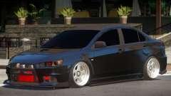 Mitsubishi Lancer Evolution 9 for GTA 4