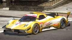 Pagani Zonda GT-R PJ7 for GTA 4