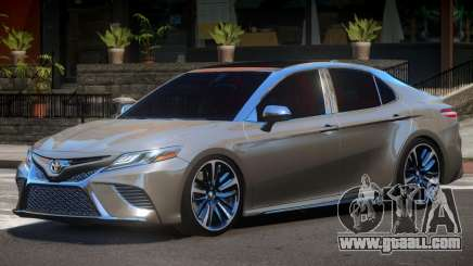 Toyota Camry Elite for GTA 4
