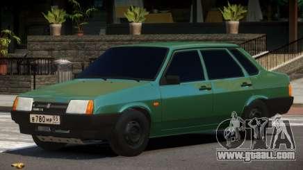 VAZ 21099 ST for GTA 4