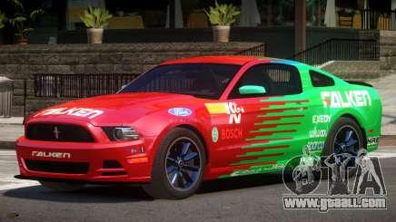 Ford Mustang RS V1.0 PJ1 for GTA 4