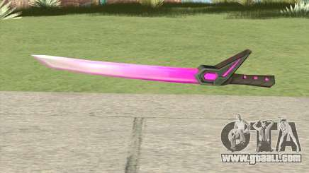 Saber Sword (MLBB) for GTA San Andreas