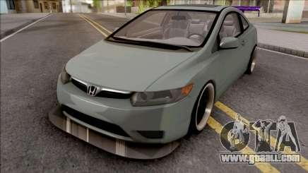 Honda Civic Si FN2 for GTA San Andreas
