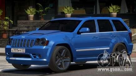 Jeep Cherokee SRT8 for GTA 4