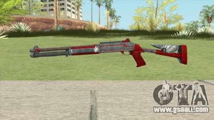 XM1014 Heaven Guard (CS:GO) for GTA San Andreas