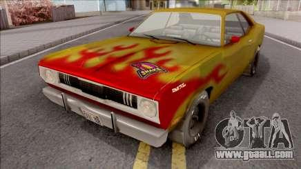 Plymouth Duster 340 Snake Hot Wheels for GTA San Andreas