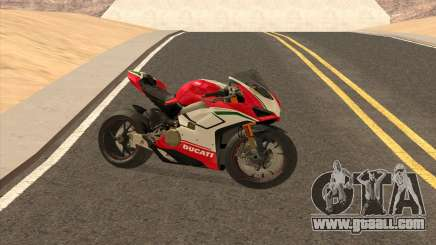 Panigale V4 Speciale 2019 for GTA San Andreas