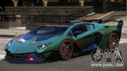 Lamborghini SC18 Alston V1.0 for GTA 4
