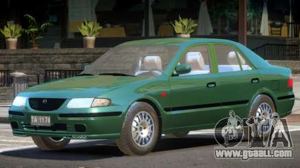 1997 Mazda 626 for GTA 4