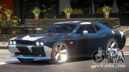 Dodge Challenger SRT8 Tuned PJ2 for GTA 4