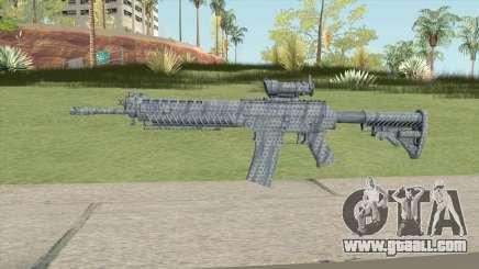 SG-553 Dots Wave (CS:GO) for GTA San Andreas