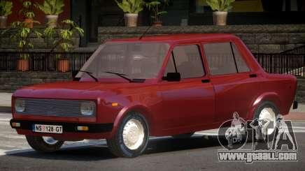 Fiat 128 V1.0 for GTA 4