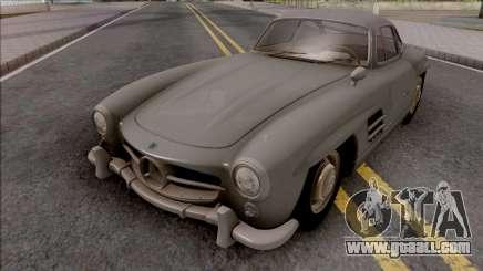Mercedes-Benz 300 SL 1954 for GTA San Andreas