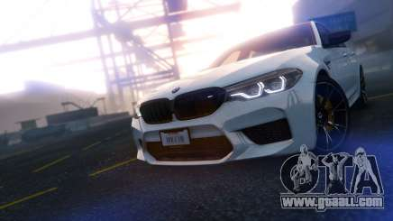 BMW M5 F90 2019 Competition V3.0 for GTA 5