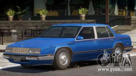 1986 Buick Skylark Sedan for GTA 4
