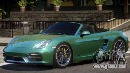 Porsche Boxster Custom for GTA 4