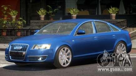 Audi A6 ST for GTA 4
