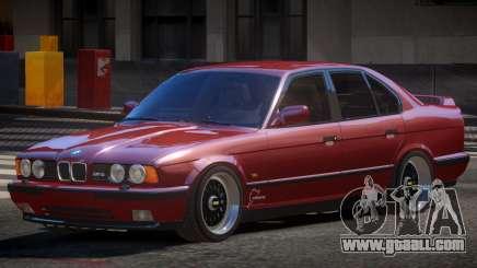 BMW M5 E34 Tuned for GTA 4