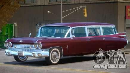 1959 Cadillac Miller V1.0 for GTA 4