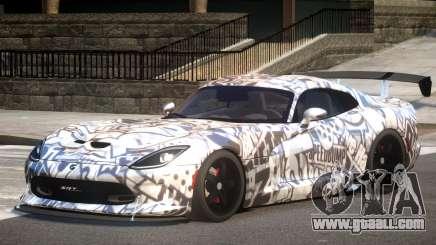 Dodge Viper GTS V1.1 P1 for GTA 4