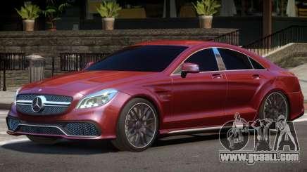 Mercedes Benz CLS 63 V1.0 for GTA 4