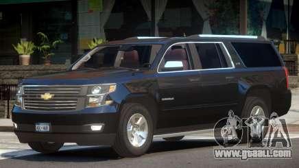 Chevrolet Suburban Elite for GTA 4