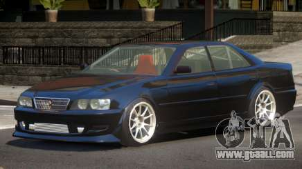 Toyota Chaser Tuning for GTA 4