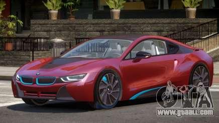 BMW i8 GT Sport for GTA 4