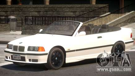 1997 BMW M3 E36 V1.0 for GTA 4
