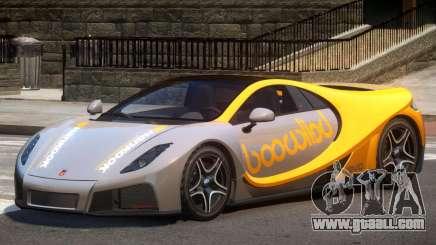 GTA Spano V10 PJ1 for GTA 4